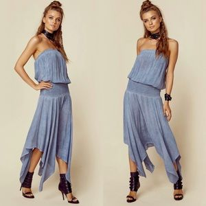 Blue Life Good Karma Hanki Maxi Dress